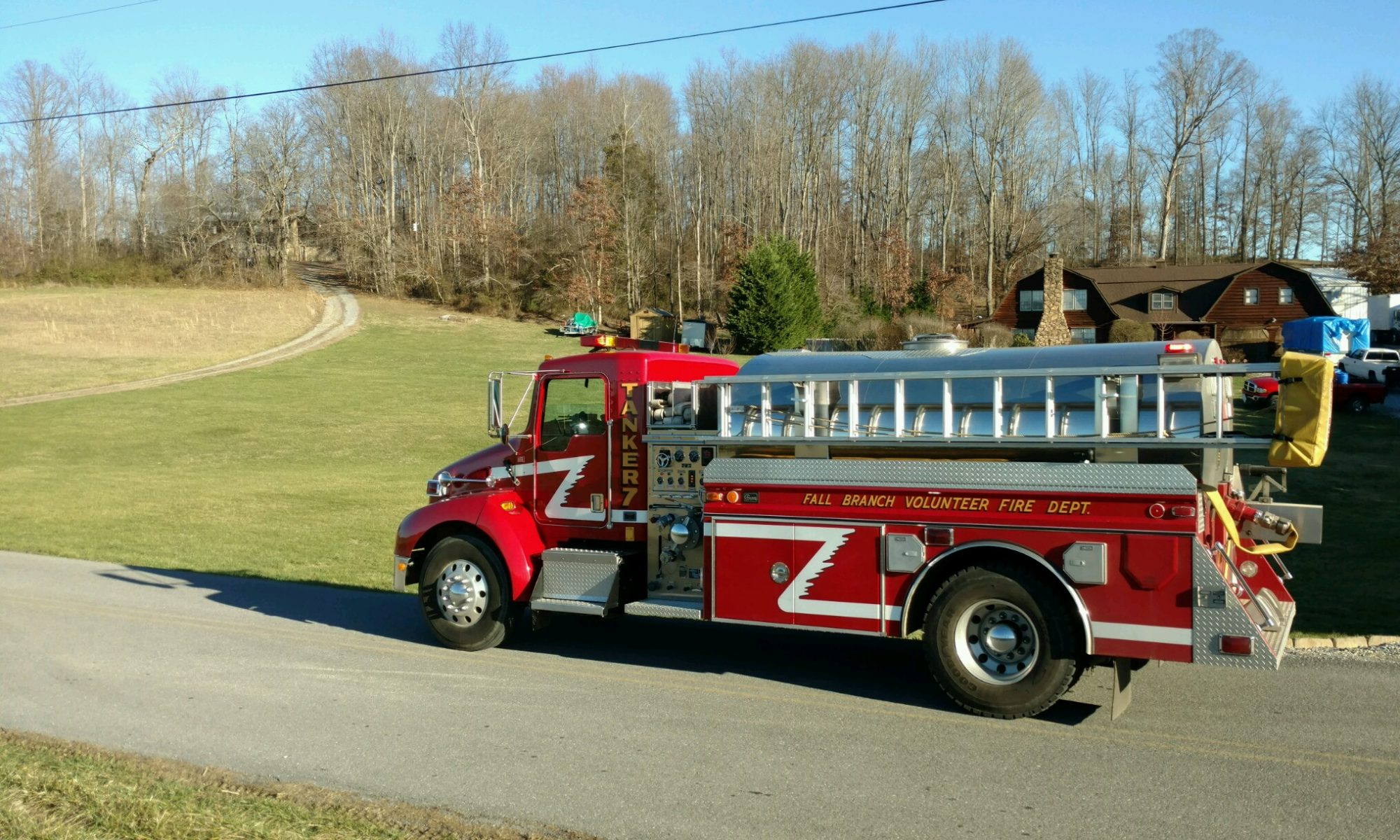 Fall Branch VFD (Washington County, TN)